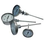 WSS工业用双金属温度计