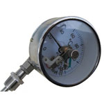 WSSX型电接点双金属温度计